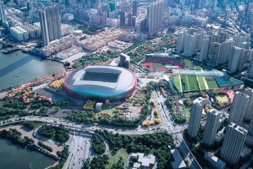 Kai Tak – Hong Kong Sport Stadium