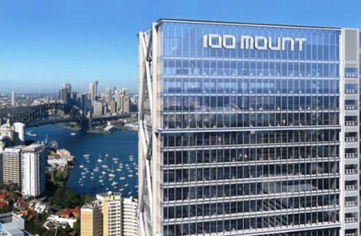 100 Mount Street (Laing O'Rourke Head Office)